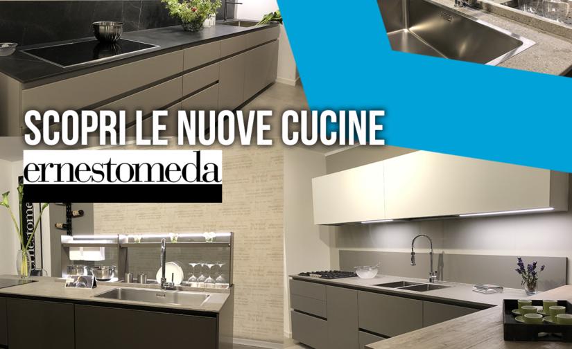 Ernestomeda, bellezza e modernità per la tua cucina